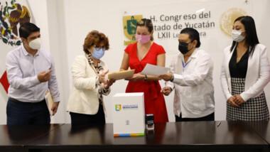 Congreso recibe el II Informe de Vila