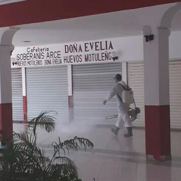 Restringen entrada y salida a Motul por incremento de casos y muertes de coronavirus