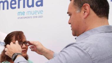 Lentes gratuitos en Mérida
