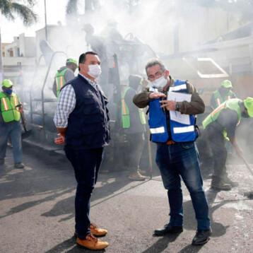 Invierten más de $338 mdp. para mejorar calles en Mérida