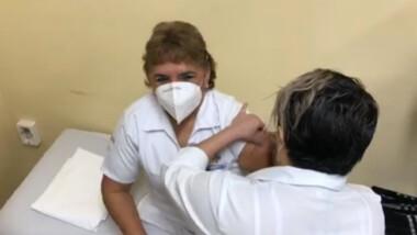 Día histórico para Yucatán, aplican primeras vacunas anticovid