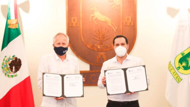 Fundación alemana invertirá en Yucatán