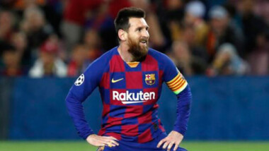 Messi, suspendido dos partidos tras expulsión en la Supercopa de España