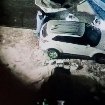 """Hallan en Dzityá camioneta utilizada durante ejecución del """"Chuy"""" en las Américas"""