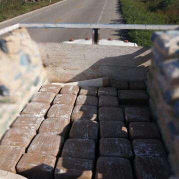En menos de 72 horas, decomisan más de 800 kilos de droga en Yucatán