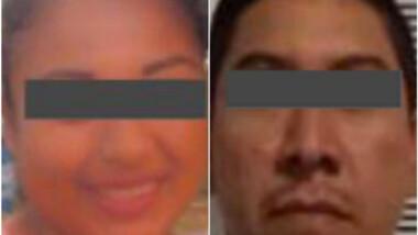 Detienen a pareja por homicidio en Dzoyolá