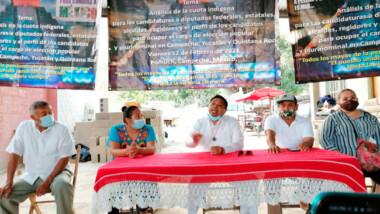 Exigen candidatos indígenas, no mayas de Miami