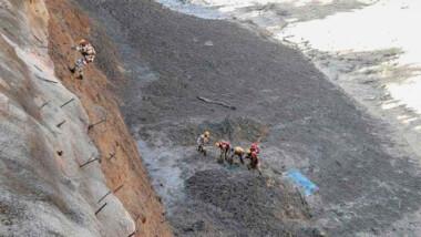 Se rompe glaciar en el Himalaya; hay muertos y decenas de desaparecidos