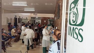 Febrero suma la semana más letal del coronavirus, 305 muertos en Yucatán