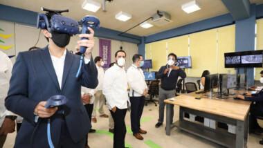 Inauguran Laboratorios Académicos de Innovación, Diseño y Manufactura Digital en Ucú