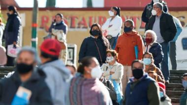 México suma 179,797 muertes por Covid-19 y 2 millones 038,276 contagios