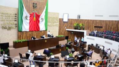 Piden Diputados reforzar la seguridad de Yucatán