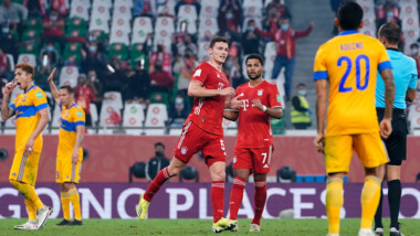 El Bayern Múnich derrota 1-0 a los Tigres, y se convierte en campeón del Mundial de Clubes