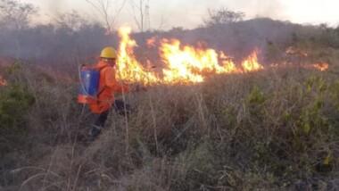 Atentos a la temporada de quemas, inicia el 1 de marzo