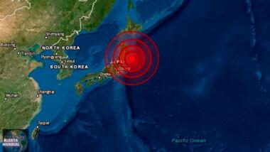 Terremoto de 7.1 grados sacude la costa noreste de Japón; no hay alerta de tsunami