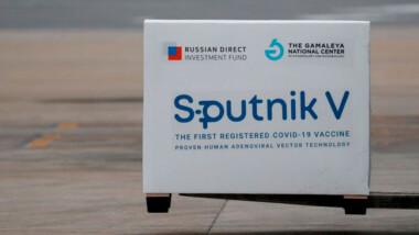 Primer embarque de Sputnik V llega de Rusia a México el fin de semana
