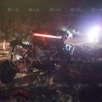 Fuerte accidente en la Mérida-Conkal, hay lesionados