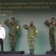 Homero Mendoza, nuevo comandante de la X Región Militar