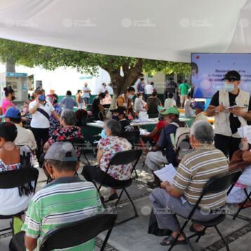 Ahora vacunarán a pobladores de Progreso,  Tixkokob y Temozón