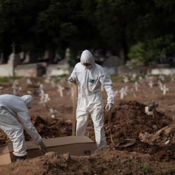 Brasil es el nuevo epicentro mundial de la pandemia del coronavirus