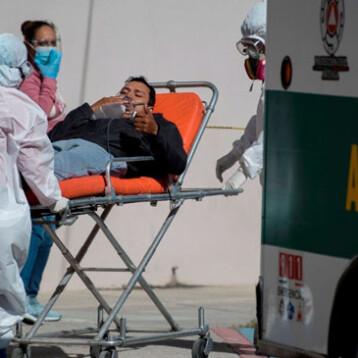 México está en riesgo de una tercera ola de contagios por covid-19: SSA