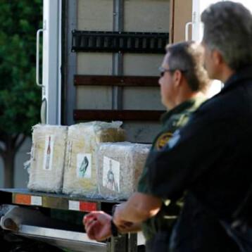 """La DEA coloca a los cárteles mexicanos como """"la gran amenaza"""" para Estados Unidos"""