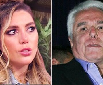 Frida Sofía revela que sufrió abuso sexual de Enrique Guzmán