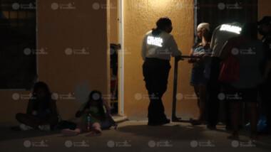 Mujer agredida por su pareja en Ciudad Caucel
