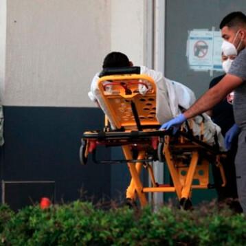 Muertes por COVID-19 en México ascienden a 209 mil 212