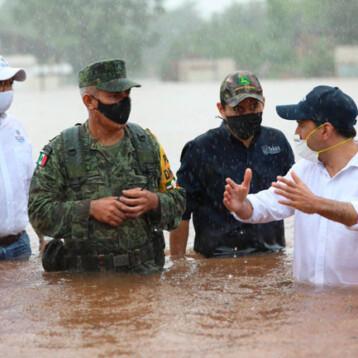 Yucatán preparado para enfrentar eventos climatológicos: Procivy