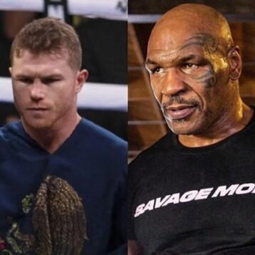 'Canelo debe de dejar de escoger a sus rivales'; Tyson lanzó crítica al tapatío