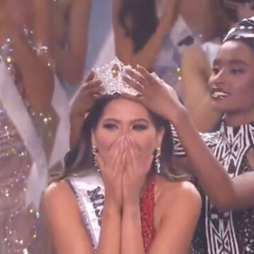 Andrea Meza es la nueva Miss Universo (VIDEO)