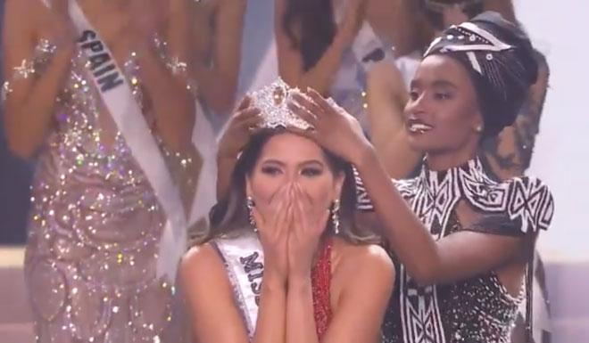 Andrea Meza es la nueva Miss Universo (VIDEO)
