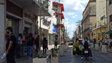 """Día de la Madre """"revive"""" el comercio en Mérida"""