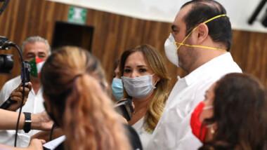 Diputados del PRI piden protección para su compañera Lila Frías