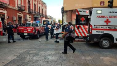 Confirmado, derrumbe en Fantasías Miguel sin lesionados