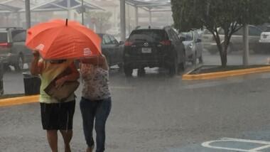 A partir del jueves, las primeras lluvias de la temporada
