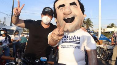 Gasta Julián Zacarías más de 10 mdp. en guerra sucia contra Lila Frías, revela Facebook
