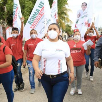 TEEY cancela registro de candidata del PRI en el Distrito VI local