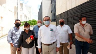 Presentan plan para rescatar el patrimonio de Mérida