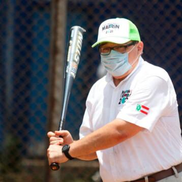 30 nuevos campos de béisbol y softball en Merida propone Marín