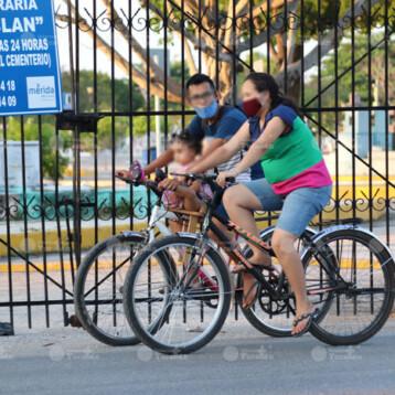 Mérida registra 45 contagios y seis muertes por covid19 en 24 horas