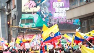El mundo pide ayuda para Colombia en plena transmisión de la ONU