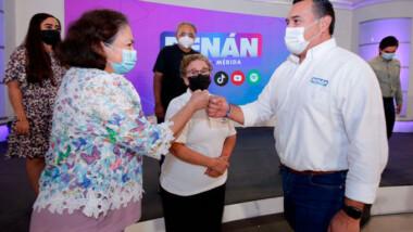 Mérida será una ciudad más amigable con los adultos mayores