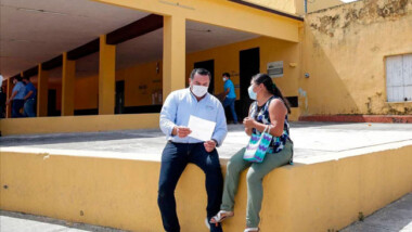Mayor presupuesto para las comisarías de Mérida: Renán Barrera