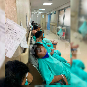 "Falta de camas por ""incremento de pacientes"": IMSS"
