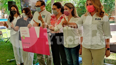 "Mujeres recibirán $1,200 pesos con su Tarjeta ""M"": Ramírez Marín"