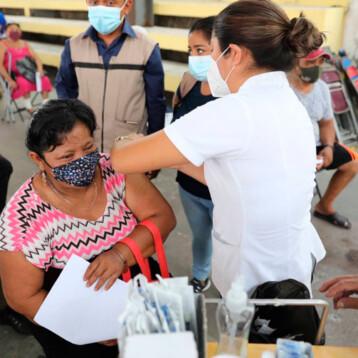 Así será el proceso de vacunación para maestros