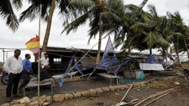 Ciclón Yaas azota la India; es muy severo, reportan