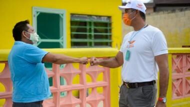 Propone Víctor Cervera sancionar a dueños de predios abandonados